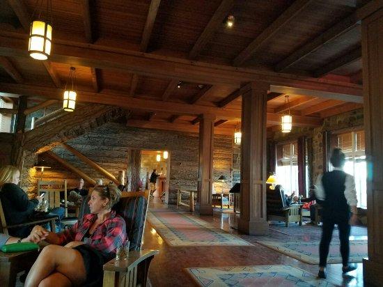 Crater Lake Lodge Dining Room: 20160825_193011_large.jpg