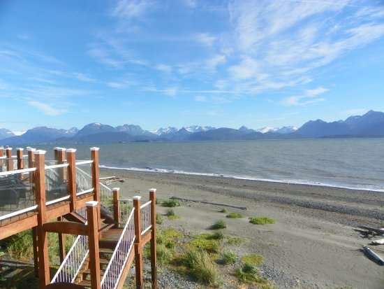 Land's End Resort: view from lodge 715 deck
