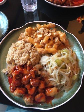 Parowan, Юта: Big plate combo#1