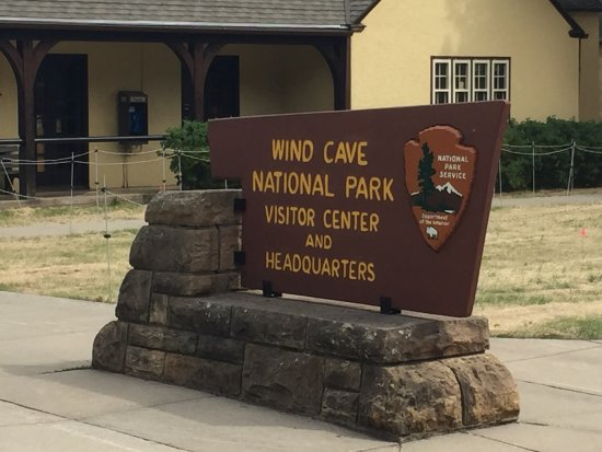 Wind Cave Nationalpark, SD: Wind Cave National Park
