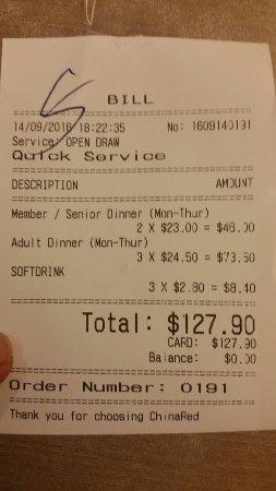 Bankstown, Australia: 2nd trip to Star Buffet