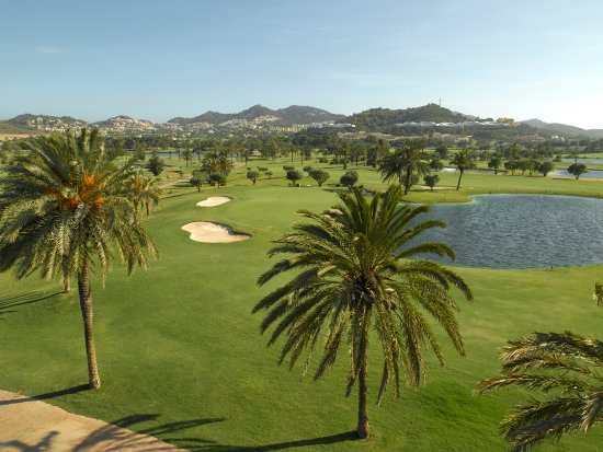 Linho, Portugal: club de golf