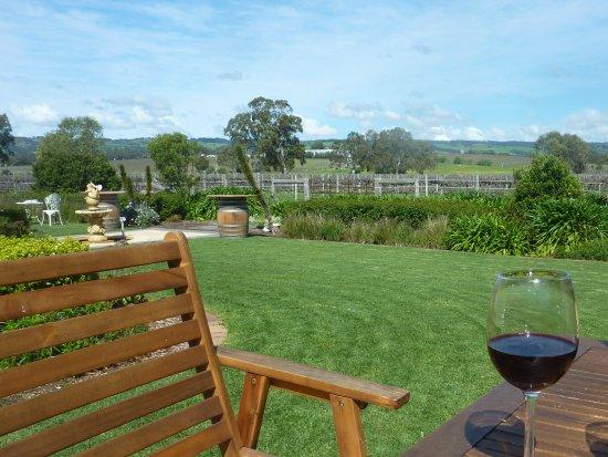 McLaren Vale, Australia: The View