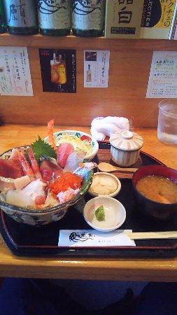 Sanjo, Japón: 鮮度、ボリューム満点です