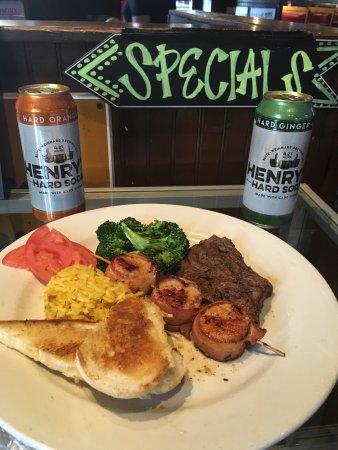 Braselton, GA: Jeffrey's Sports Grill