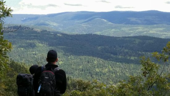 Outspire Hiking and Snowshoeing: Pecos Wilderness