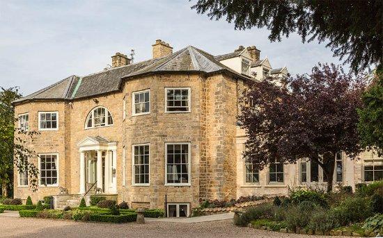 Washingborough, UK: Hotel with garden
