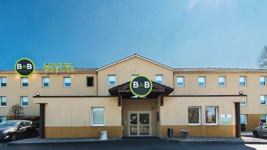 Ussac, Frankrike: B&B Hôtel Brive-La-Gaillarde