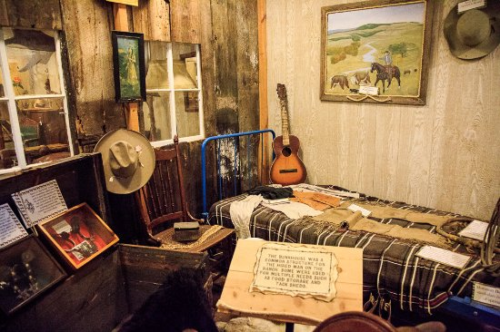 Sundance, WY: Cowboy's digs