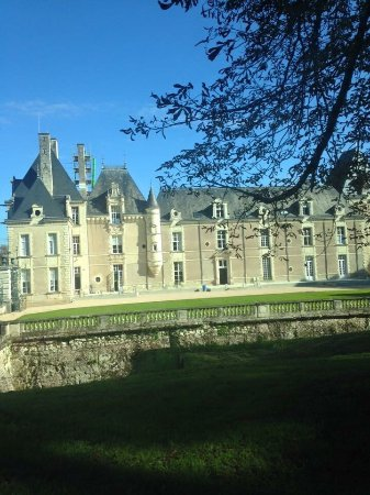 Vernantes, ฝรั่งเศส: Crowley reunion 2015