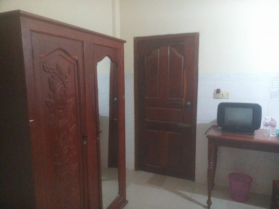 Moha Oudom Hotel: Room interior
