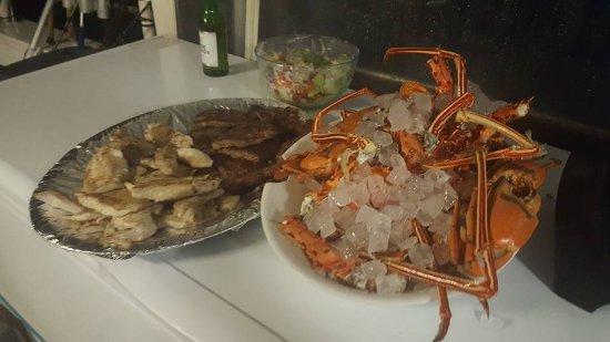 Mullaloo, Australien: dinnertime