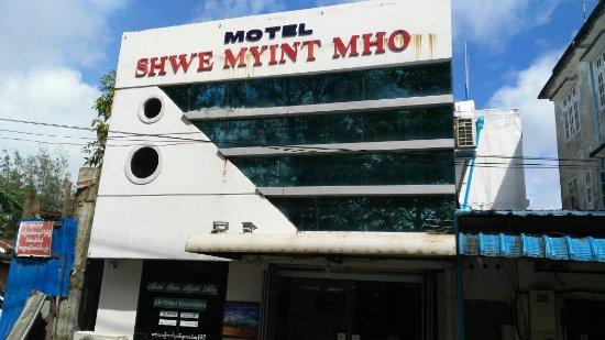 Sittwe, Myanmar: Motel Shwe Myint Mho