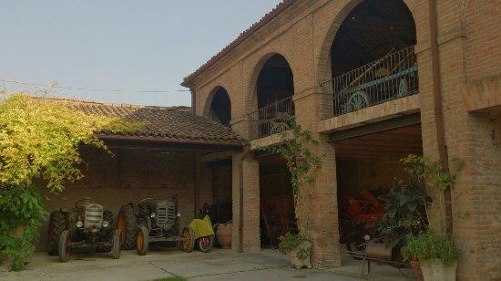 Castagnole Lanze, Italia: ein Teil der Sammlung