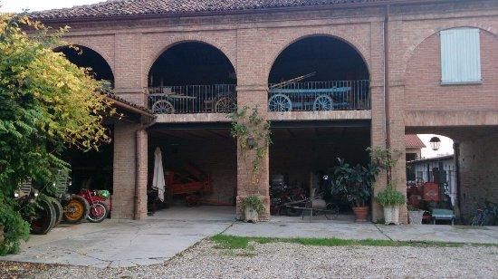 Castagnole Lanze, Italia: Cantina