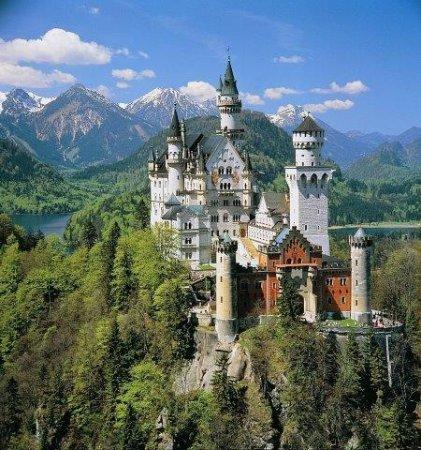 Germany: Neuschwanstein Castle, Bavaria