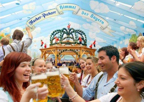 Germany: Oktoberfest-Munich