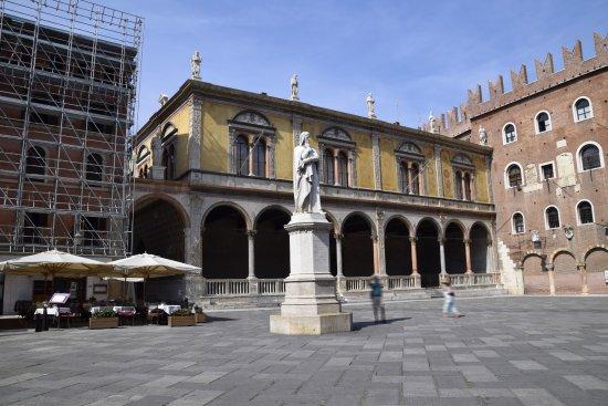 Piazza dei Signori...
