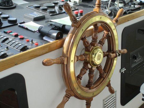 Bateau de la Baie de Somme: Le commandant Charcot