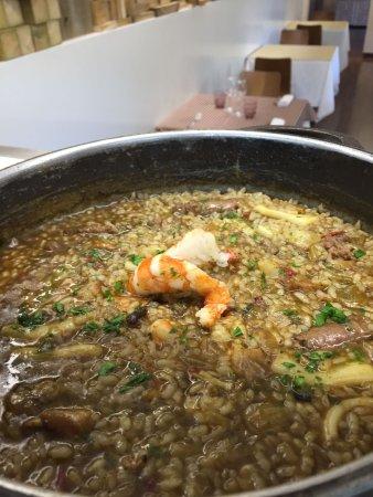 Montornes del Valles, Spania: ñam...delicioso!!!!