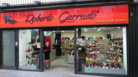 Roberto Garrudo Zapatos de Baile