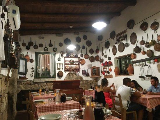 San Teodoro Restaurant Rome