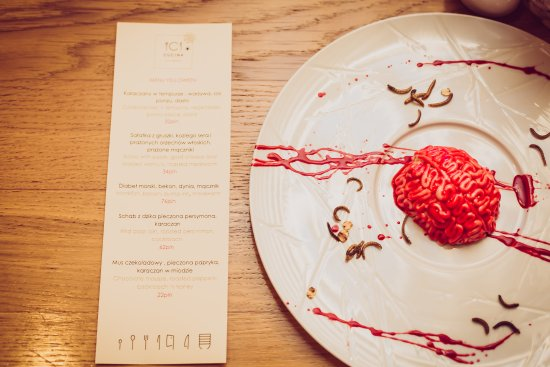 Halloween party - Picture of Cucina 88 Restaurant, Poznan - TripAdvisor