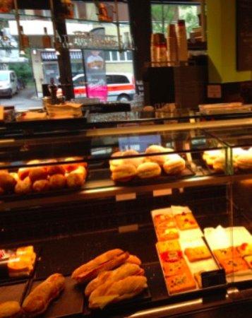 Wallisellen, Schweiz: Bäckerei-Conditorei Fleischli Stand de boulangerie-pâtisserie