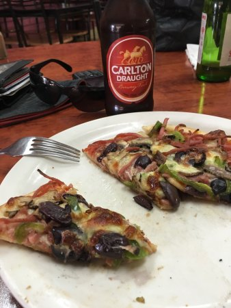 Great pizzas