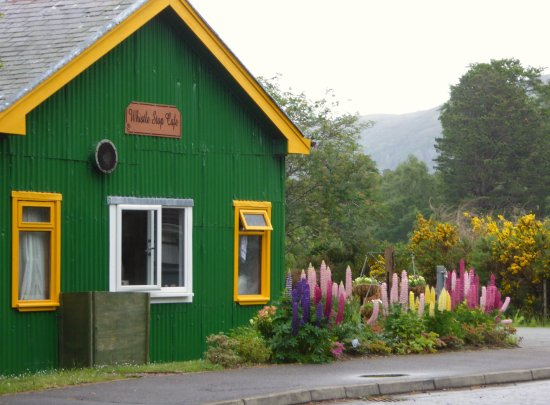 Kinlochewe, UK: The Fabulous Whistle Stop Cafe