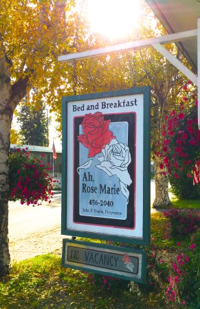Ah Rose Marie Bed And Breakfast Fairbanks