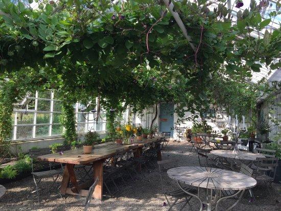 Rosendals Garden