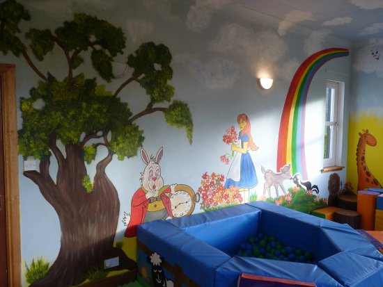 Ballantrae, UK: Children's Softplay