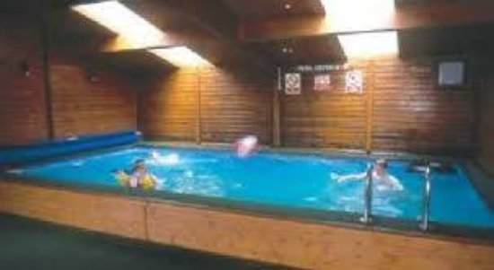 Ballantrae, UK: Indoor Heated Swimming Pool