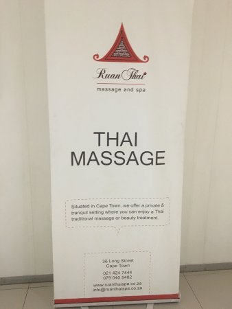 Ruan Thai Massage and Spa