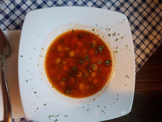 Al Castagno: Vegtable Soup