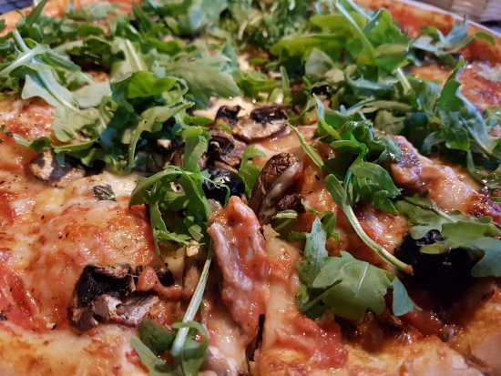 Al Castagno: Pizza
