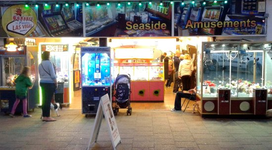 Seafront Amusement Arcade, Shanklin