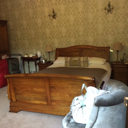 Chinley, UK: lovely room
