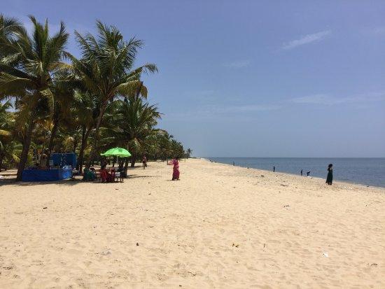 Marari Beach: soth side beach