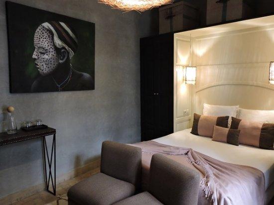 Riad O: Room Idrisside