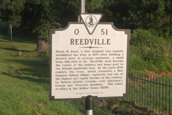 Ma Margaret's House B&B: Historic Reedville is 5 miles away