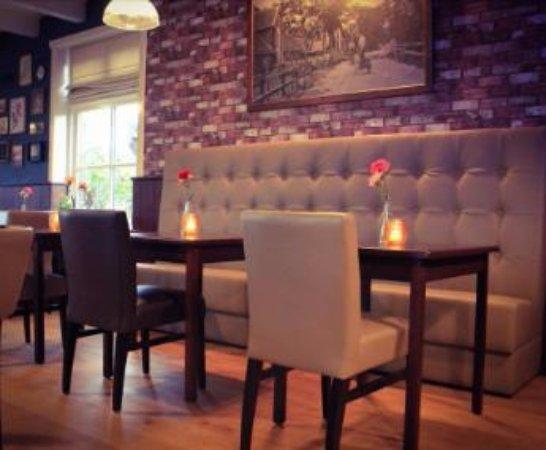 Hoorn, Países Bajos: Lekkere stoelen/bank