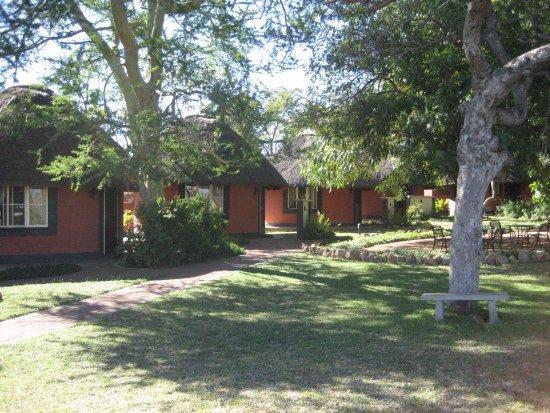 Balule Private Game Reserve, Sydafrika: il nostro paesino
