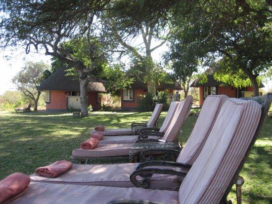 Balule Private Game Reserve, Sydafrika: pronti al relax