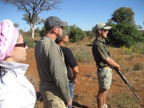 Balule Private Game Reserve, Sydafrika: le guide sempre accorte