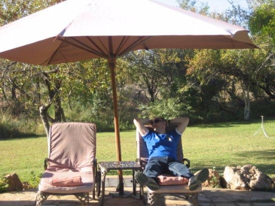 Balule Private Game Reserve, Sør-Afrika: indispensabile l'ombra