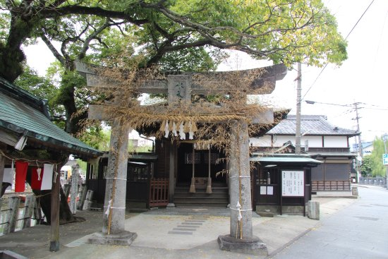 Okinohata Suitengu Shrine