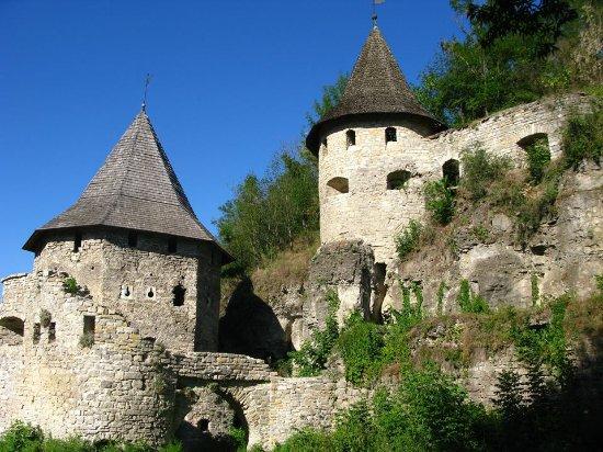 Kamianets-Podilskyi, Ukraina: Torens van de poort