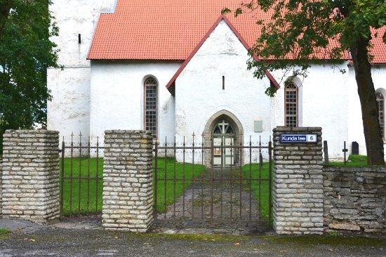 Viru-Nigula, إستونيا: Viru-Nigula kirik